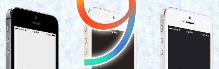 ios9をiPhone5sにインストールしてみよう