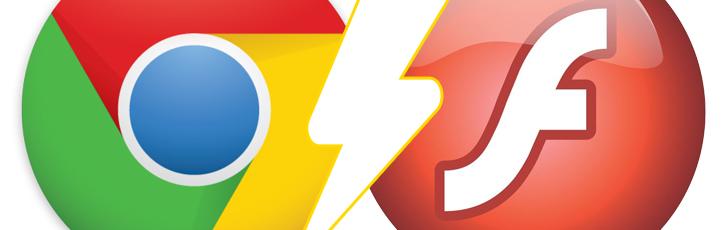 Chromeバージョン45でFlashが自動再生されない!?