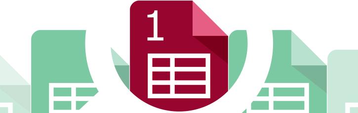 Googleスプレッドシートを駆使した課題管理表で生産性アップ (1回目)