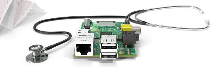Raspberry Piとセンサーでヘルス情報の取得(心拍数編)