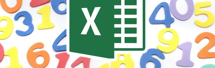 Excelで列番号をアルファベットから数字に変更する。
