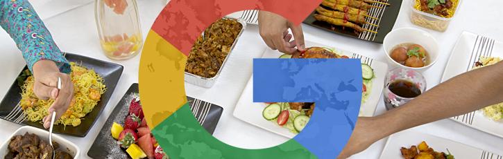 グーグル画像検索で世界のグルメ旅行を楽しんでみよう