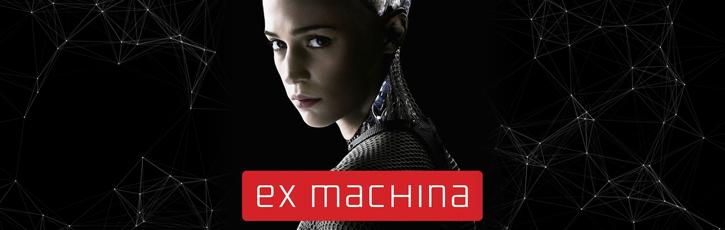 【映画】人工知能がテーマ『エクス・マキナ』は傑作!ぜひ観て!