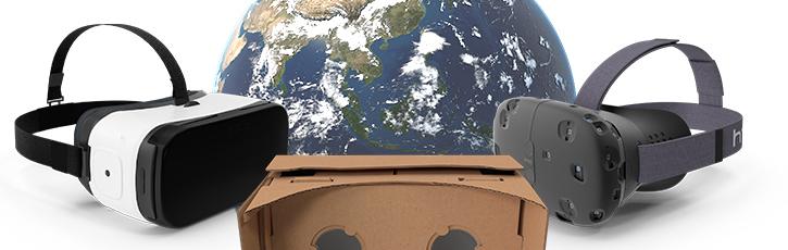 VRの世界は未来の世界?