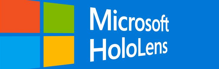 『Microsoft Hololens』が切り拓く、キーボードやディスプレイのない生活