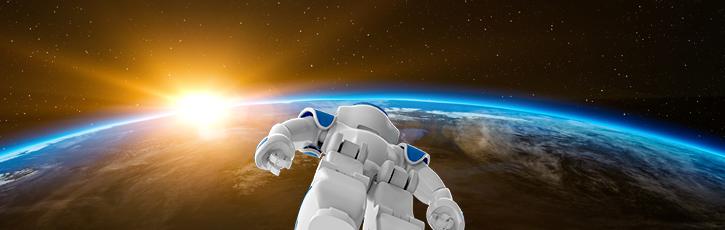 人工知能(AI)は宇宙と仲良くなれる?