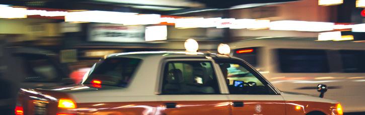 営業しないタクシー会社のおもてなし
