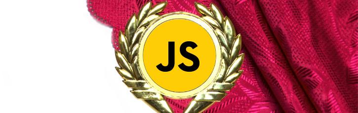 君のJSは。|昨年一番注目を集めた『JavaScript』は何!?