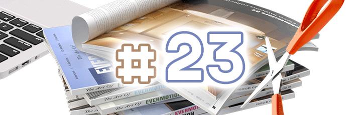 デザインとUX/UIのウィークリーまとめ(#23)