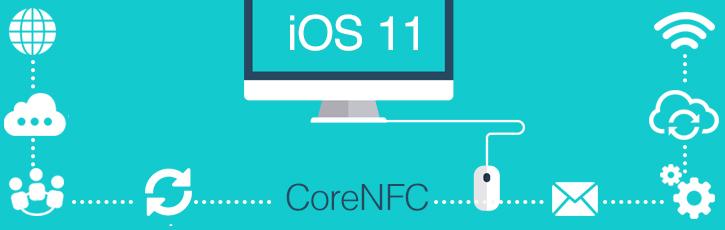 『iOS11』の「CoreNFC」でサンワサプライ社製のタグを読み込んでみた