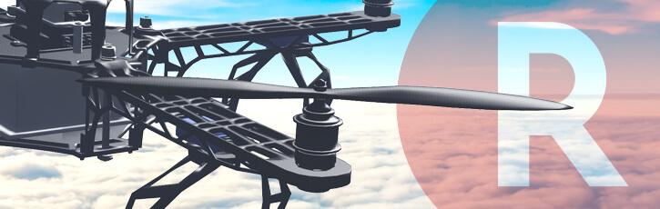 楽天が空の安全を守る|ドローン用無人航空機管制プラットフォーム提供開始