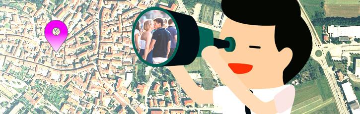 衛星画像、下から見るか?横から見るか?|「衛星画像解析×AI」脅威の人探し