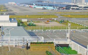 関西国際空港 カードメンバーズラウンジ「六甲」「金剛」「比叡」 アネックス「六甲」