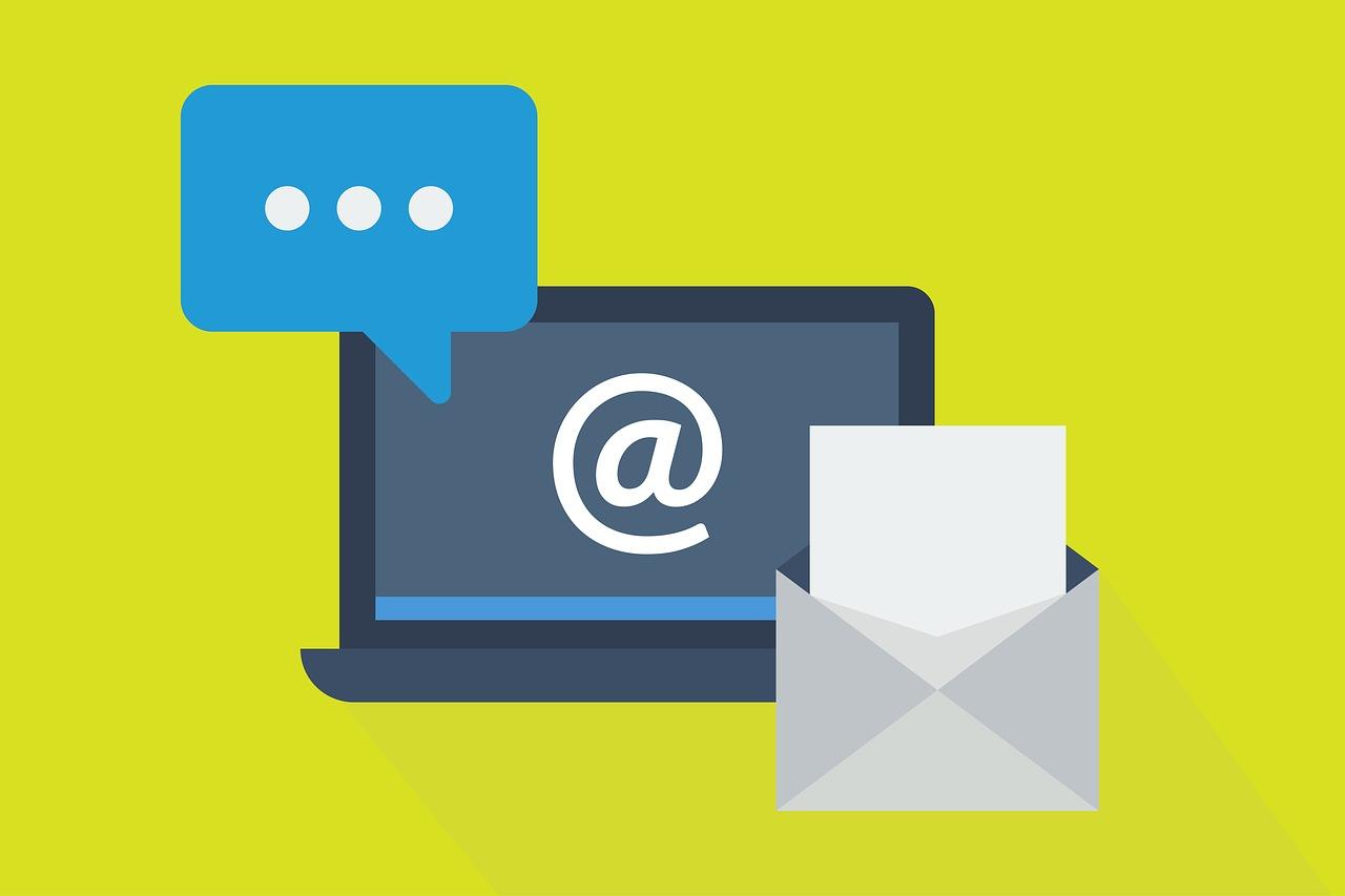 メールやメッセージ