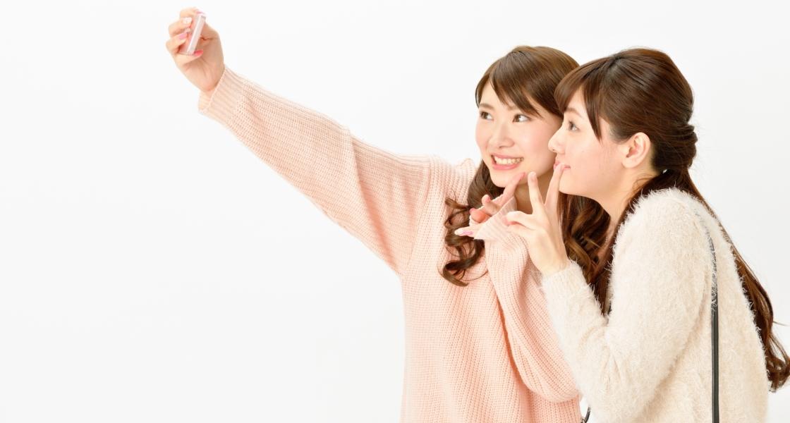 【女子レビュー】BeautyPlusなら自撮りを自然な仕上がりにできる