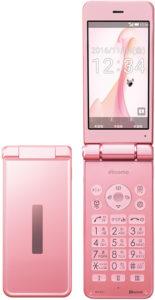 SH-01J ピンク