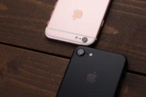 iPhone 7とiPhone 8の機能やデザインの違い