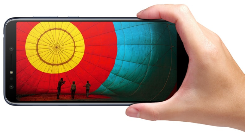 ZenFone 5Qレビュー|ミドルレンジのスペックに4つのカメラを搭載