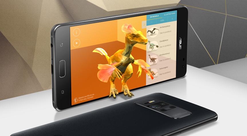 ZenFone ARレビュー|RAM8GBのモンスタースペックスマホの評価