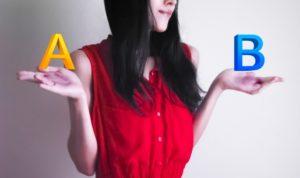 Google Play Musicの無料プランと有料プランについての画像