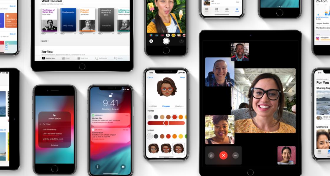 iOS 12 β版レビュー|新型iPhone Xに最適化された便利機能に注目(まとめ)