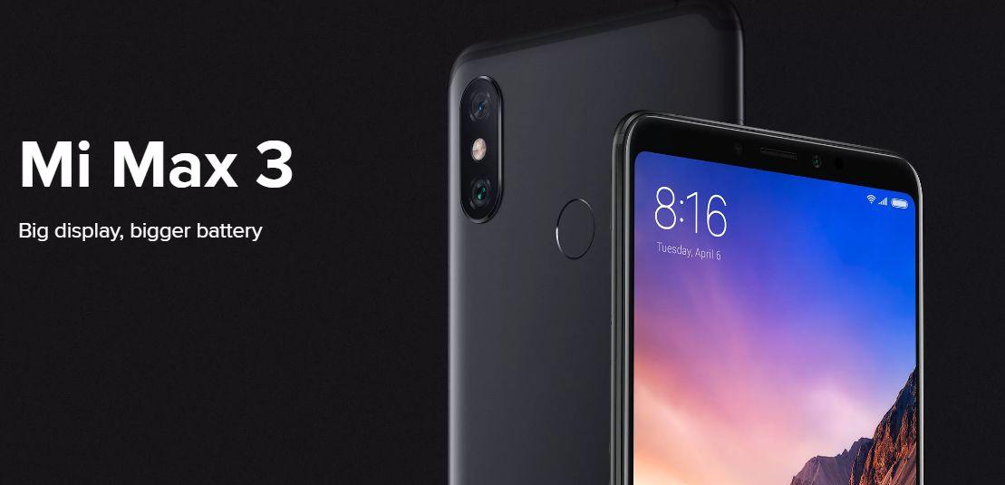 Xiaomi Mi Max 3レビュー|6.9インチの大画面スマホ!日本で使うには?