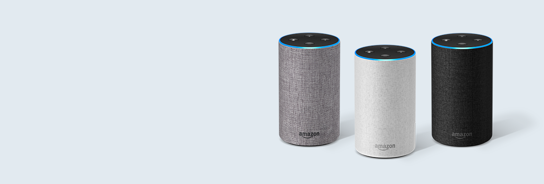 Amazon Echoの『Dot/Plus/Spot』比較!それぞれの特徴と違いは?