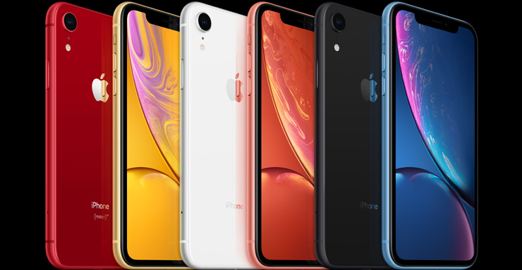 mineo iPhone XR