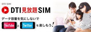 DTI見放題SIMの画像