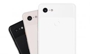 Google Pixel 3/XL