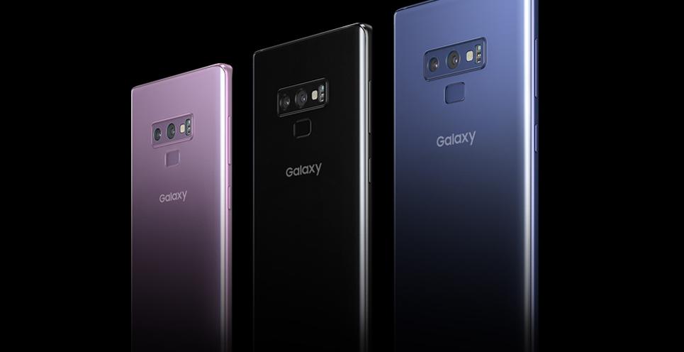 【iPhone XS VS Galaxy Note9】徹底比較|どっちが買いか?その理由