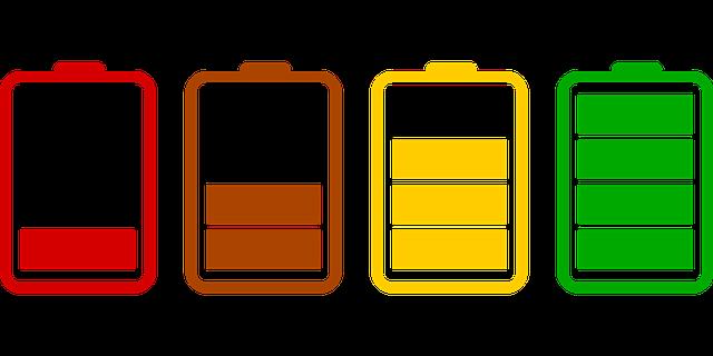 バッテリー消費が抑えられる