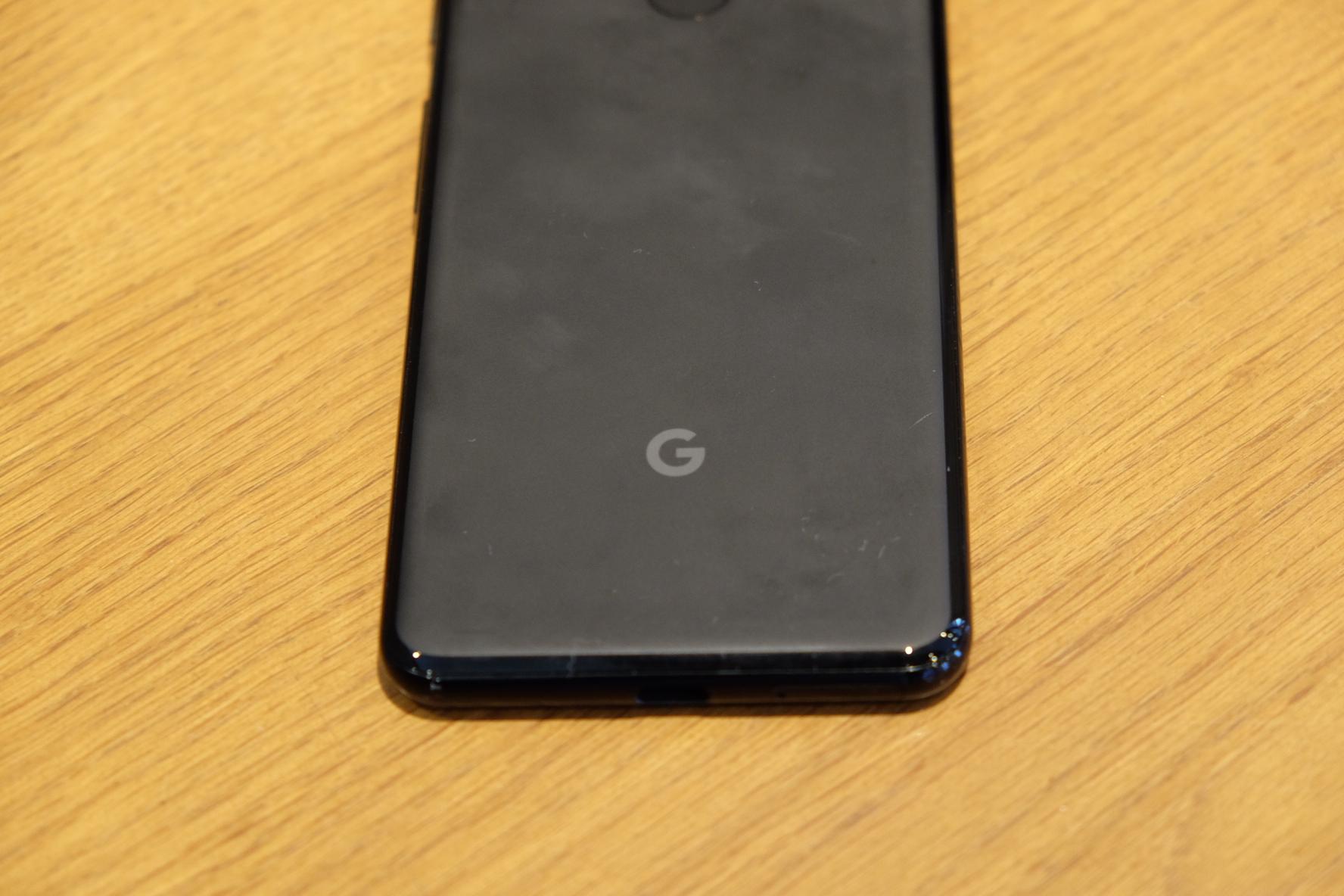 Pixel3Gマーク