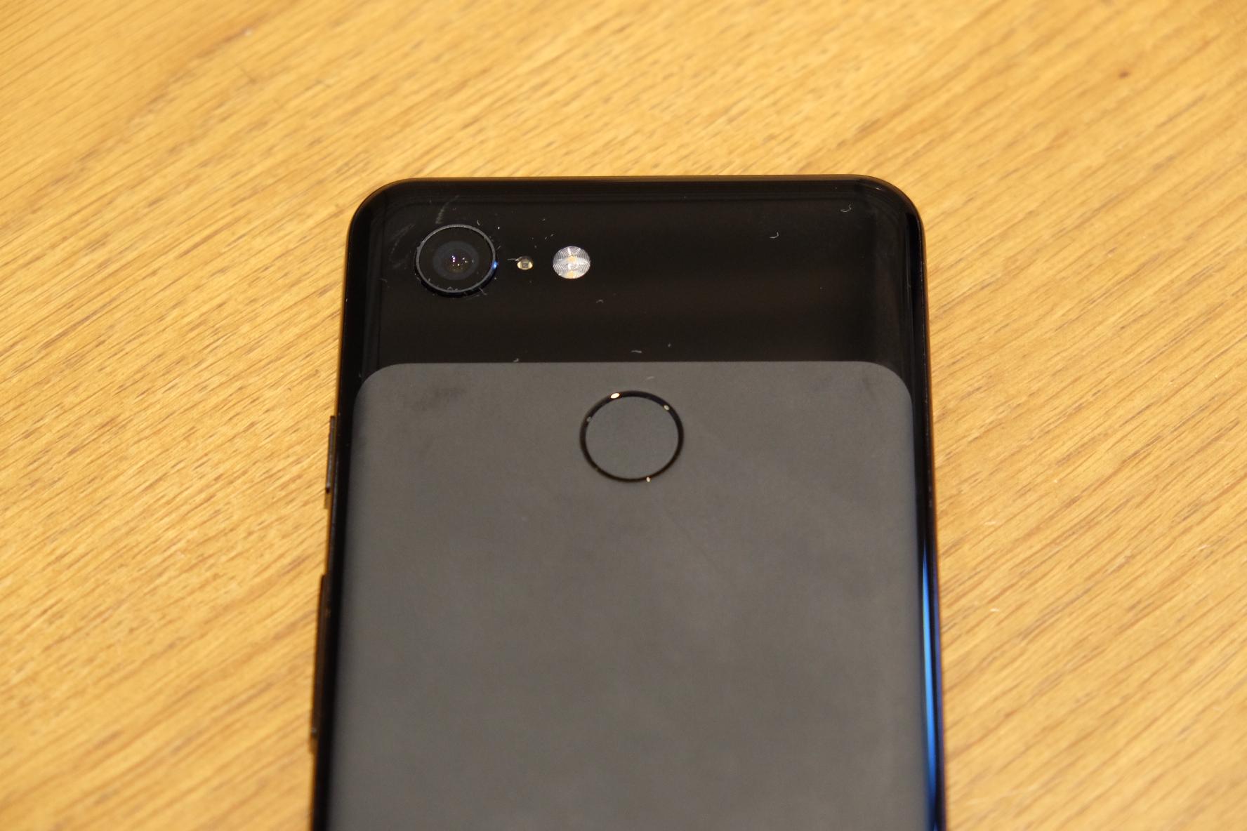 Pixel3カメラ
