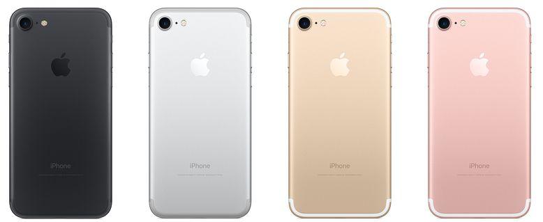 iPhone 7を取り扱う格安SIMが増加!UQ・BIGLOBE・ワイモバイル