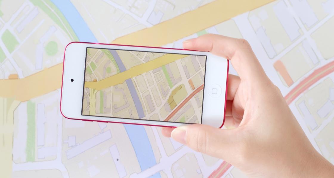 地図アプリ無料おすすめ人気ランキング さよなら方向音痴 2019年