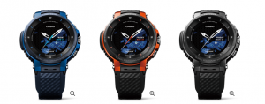 CASIO Smart Outdoor Watch PRO TREK Smart WSD-F30