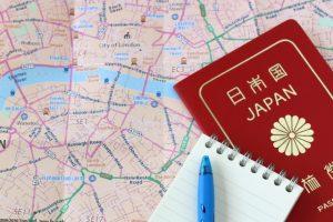 海外旅行でパスポート