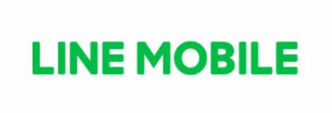 ラインモバイルロゴ
