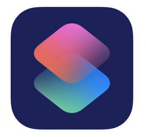 ショートカットアプリ