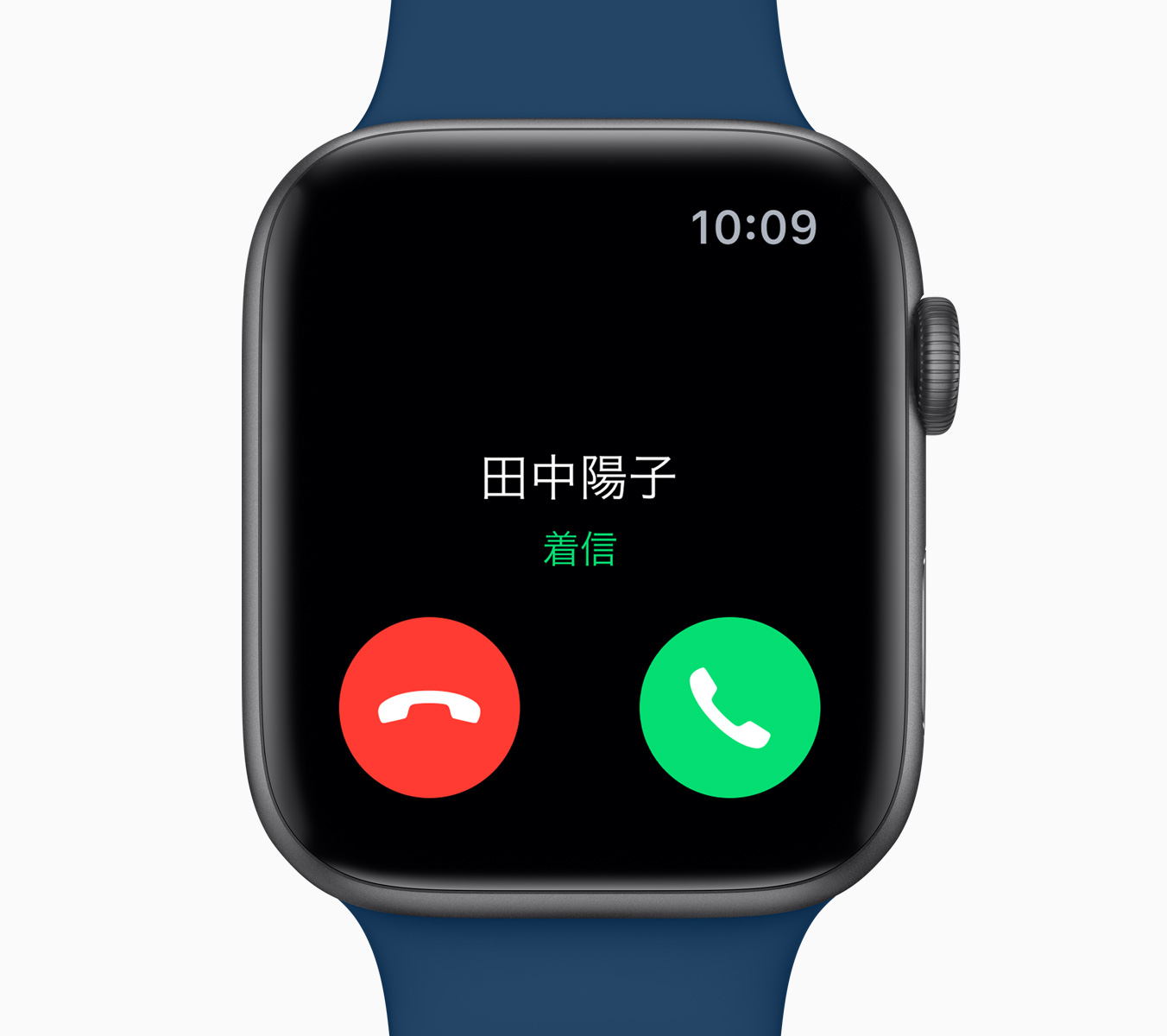 Apple Watch着信