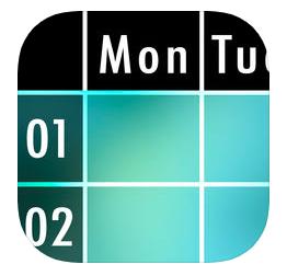機能時間割アプリ timetable