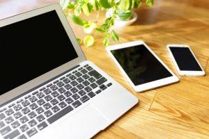 モバイル端末 スマホやタブレット