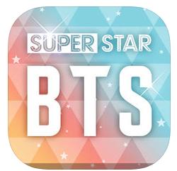 音ゲー SUPERSTAR BTS