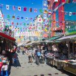 韓国旅行で明洞