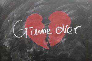 ゲーム終了