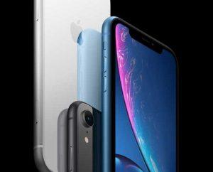 iPhoneXR au