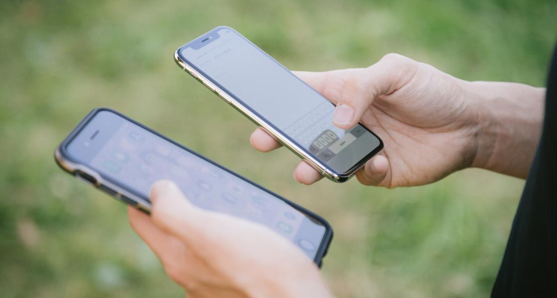 iPhoneからiPhoneへ機種変更 バックアップなしでデータ移行する方法