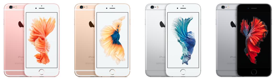 iPhone 6s - 技術仕様
