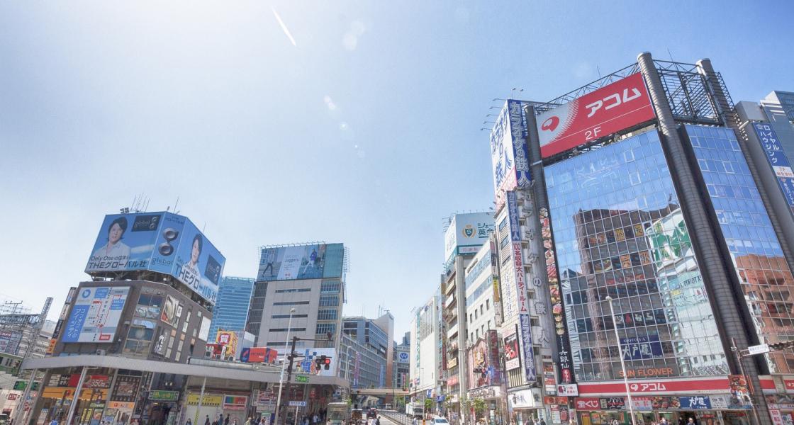 新宿のauショップまとめ|各出口から近い店舗とは【2019年】